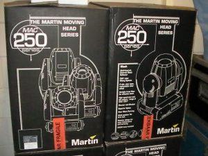 Xower licht & geluid verhuur Martin advies & verkoop