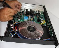 Xower licht & geluid Reparatie