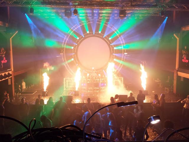 Xower licht & geluid music club kampen