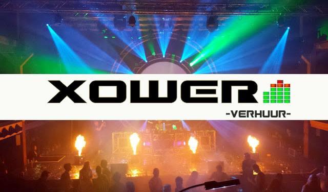 Xower licht & geluid verhuur