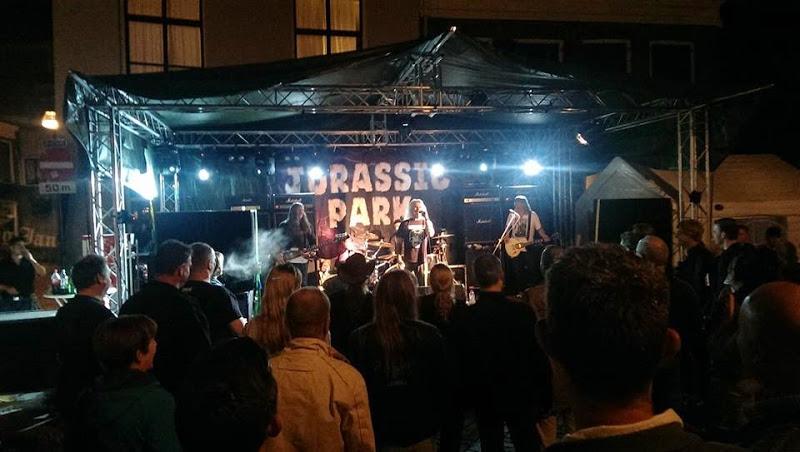 Xower licht & geluid stratenfestival Zwolle