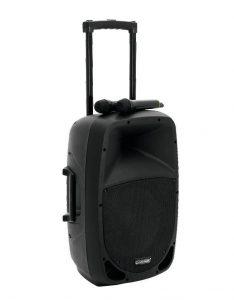 accu speakerset